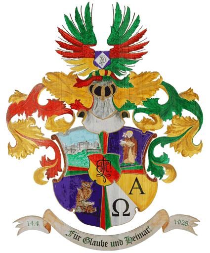 Wappen des K.Ö.St.V. Hohensalzburg